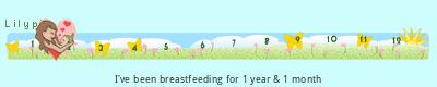 Lilypie Breastfeeding (E906)